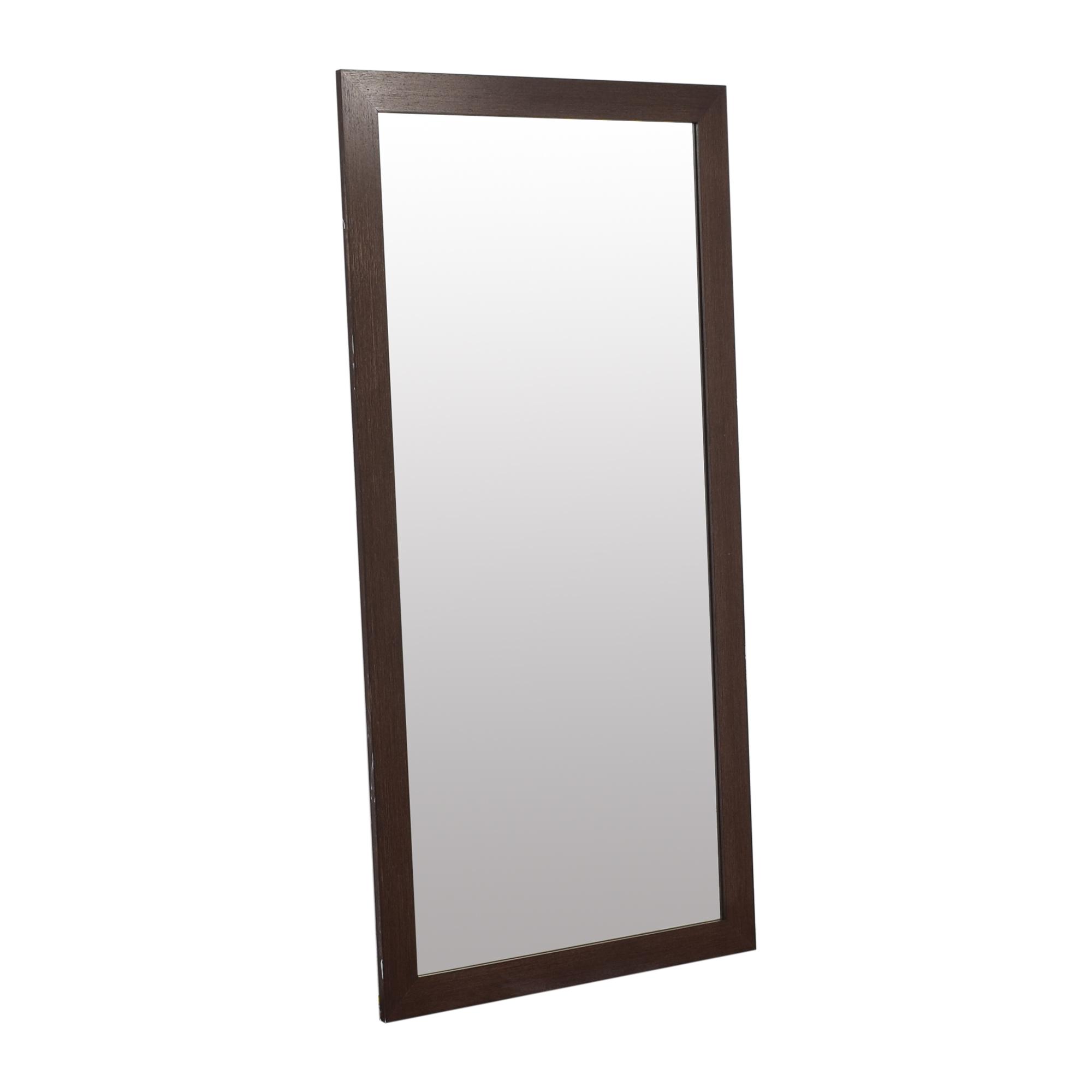 shop Tall Framed Mirror  Decor