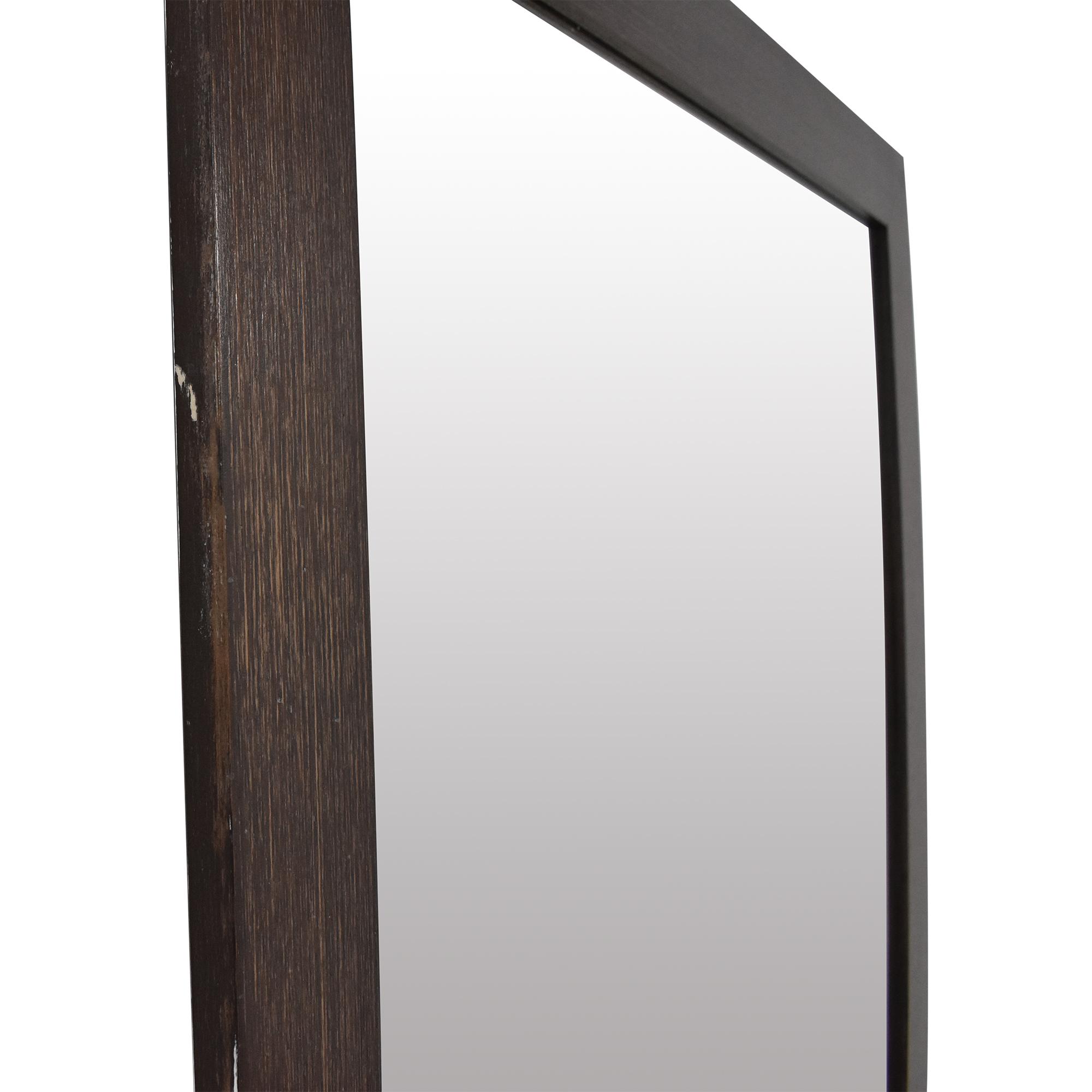 Tall Framed Mirror dimensions