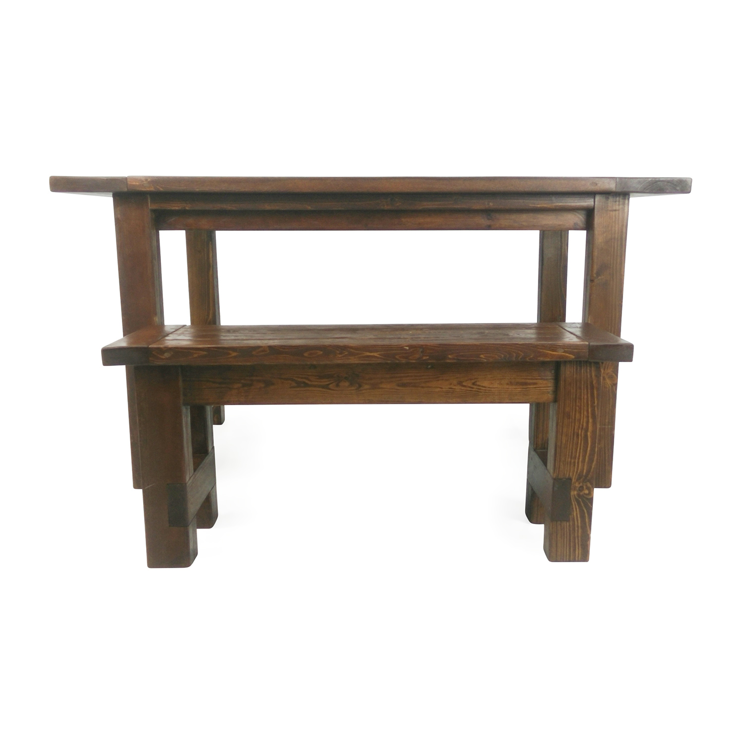 78 Off Farmhouse Table And Bench Tables