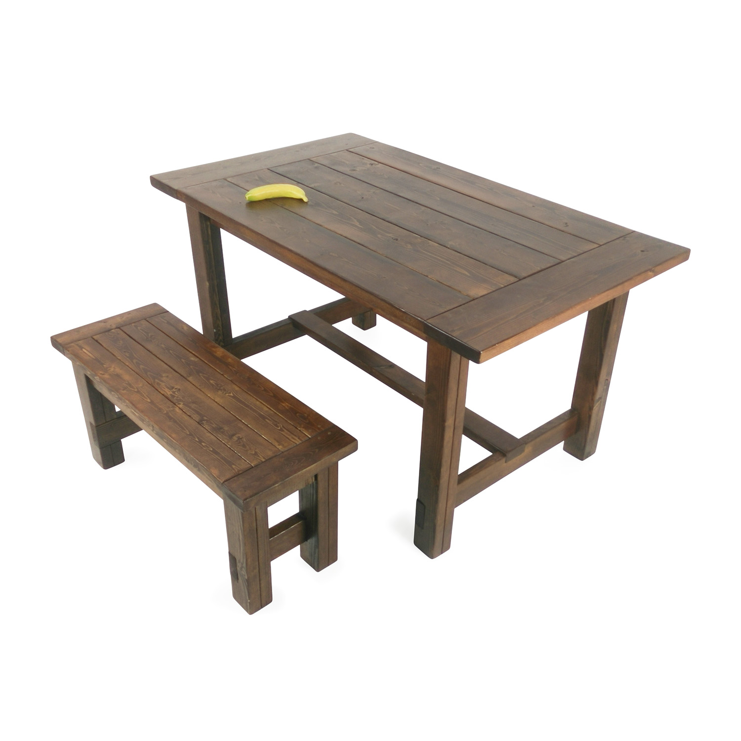 78 Off North Carolina Farmhouse Farmhouse Table And Bench Tables
