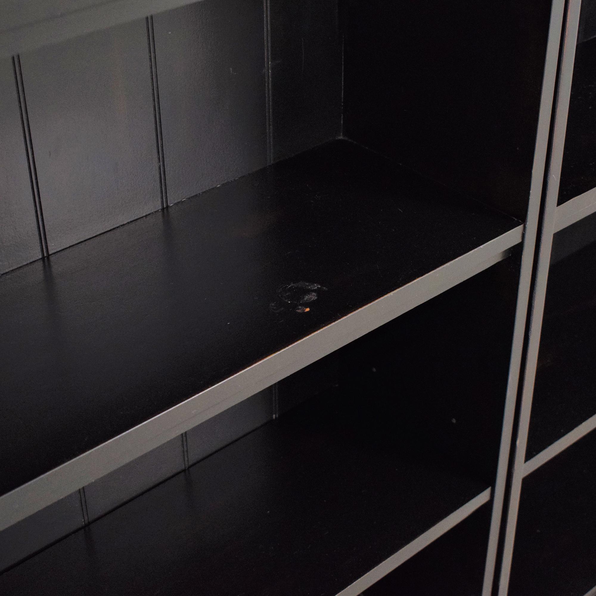 Ethan Allen Ethan Allen Double Bookcase nj