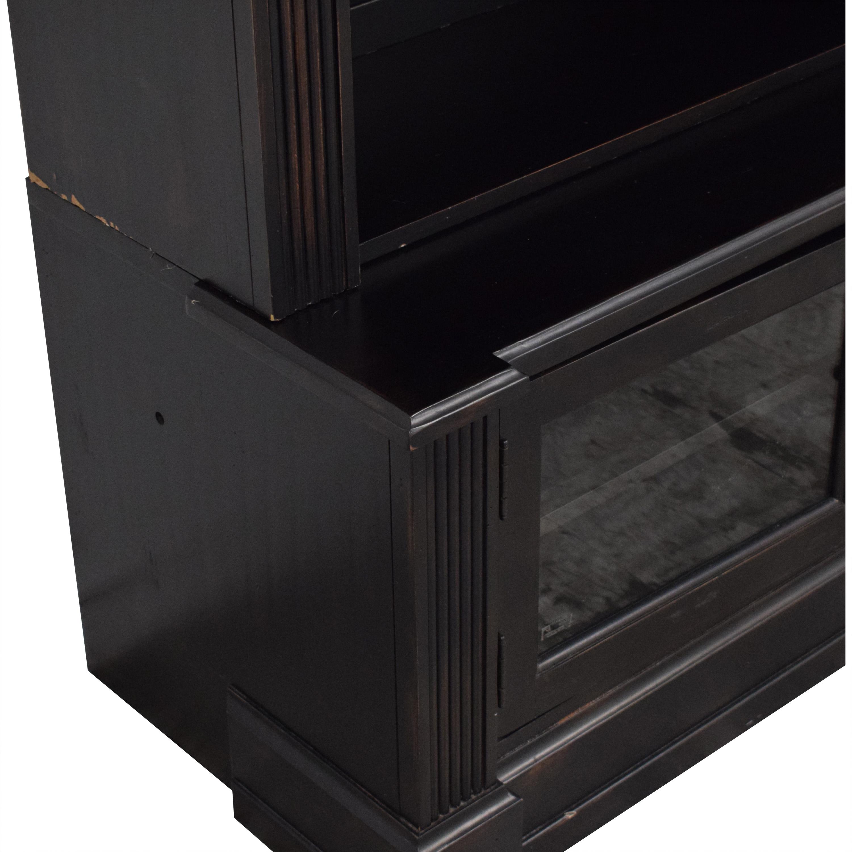 Ethan Allen Ethan Allen Bookcase with Cabinet ct