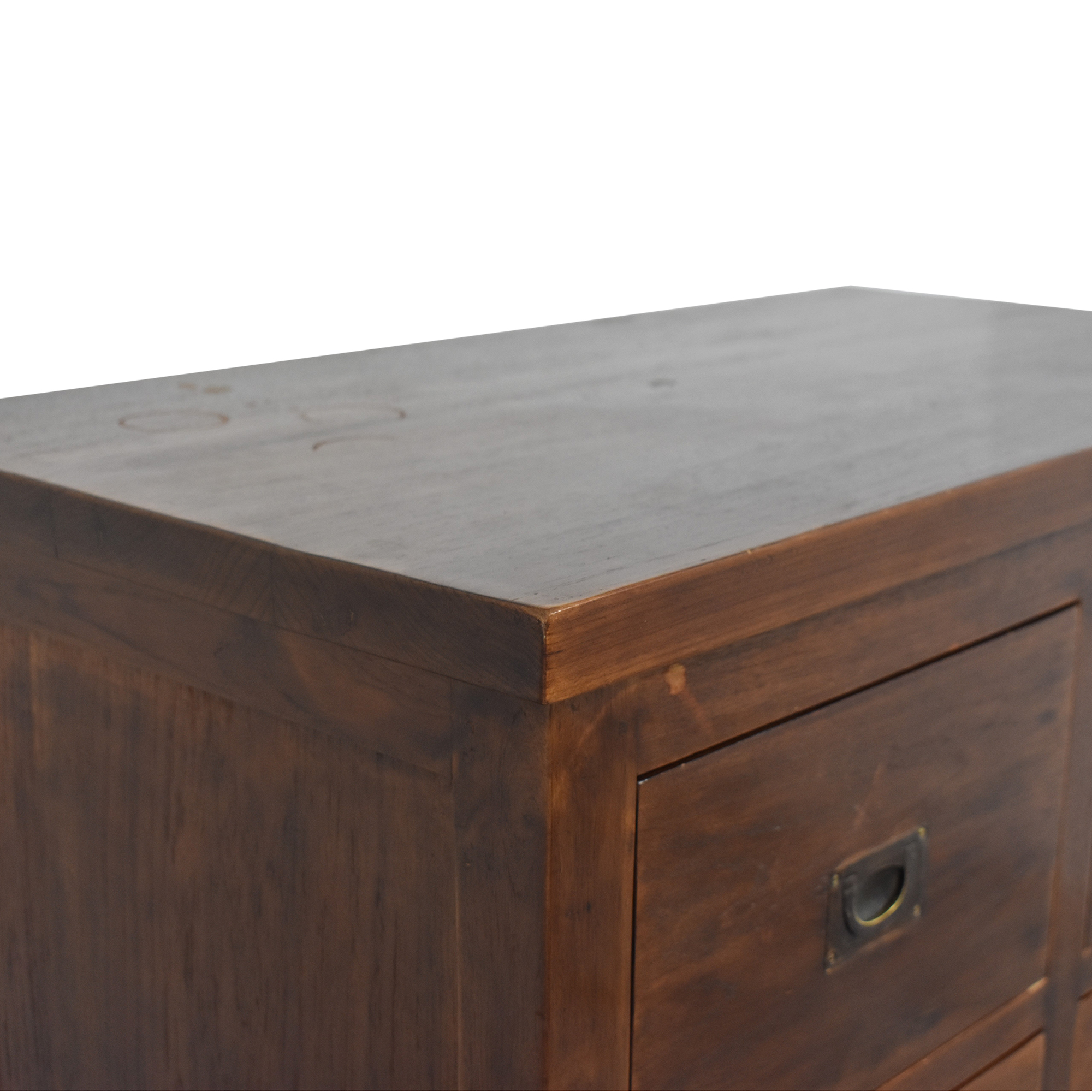 Six Drawer Dresser brown