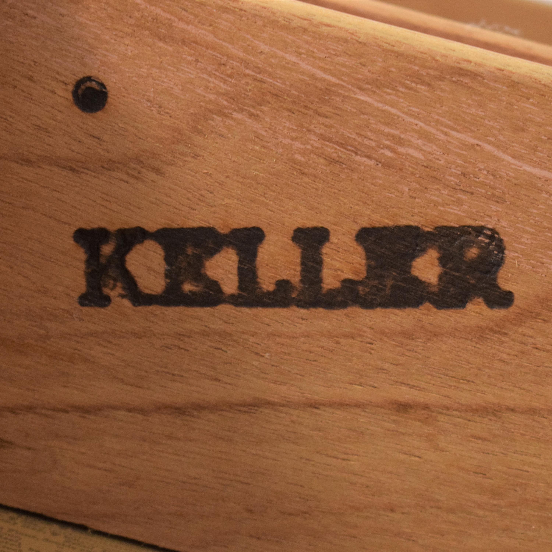 Keller Keller Three Drawer Sideboard coupon