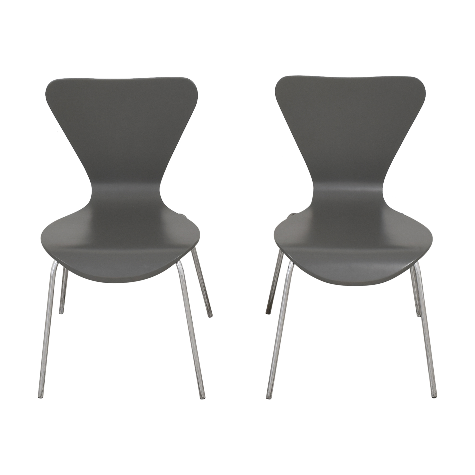 Room & Board Room & Board Modern Pike Chairs Dining Chairs