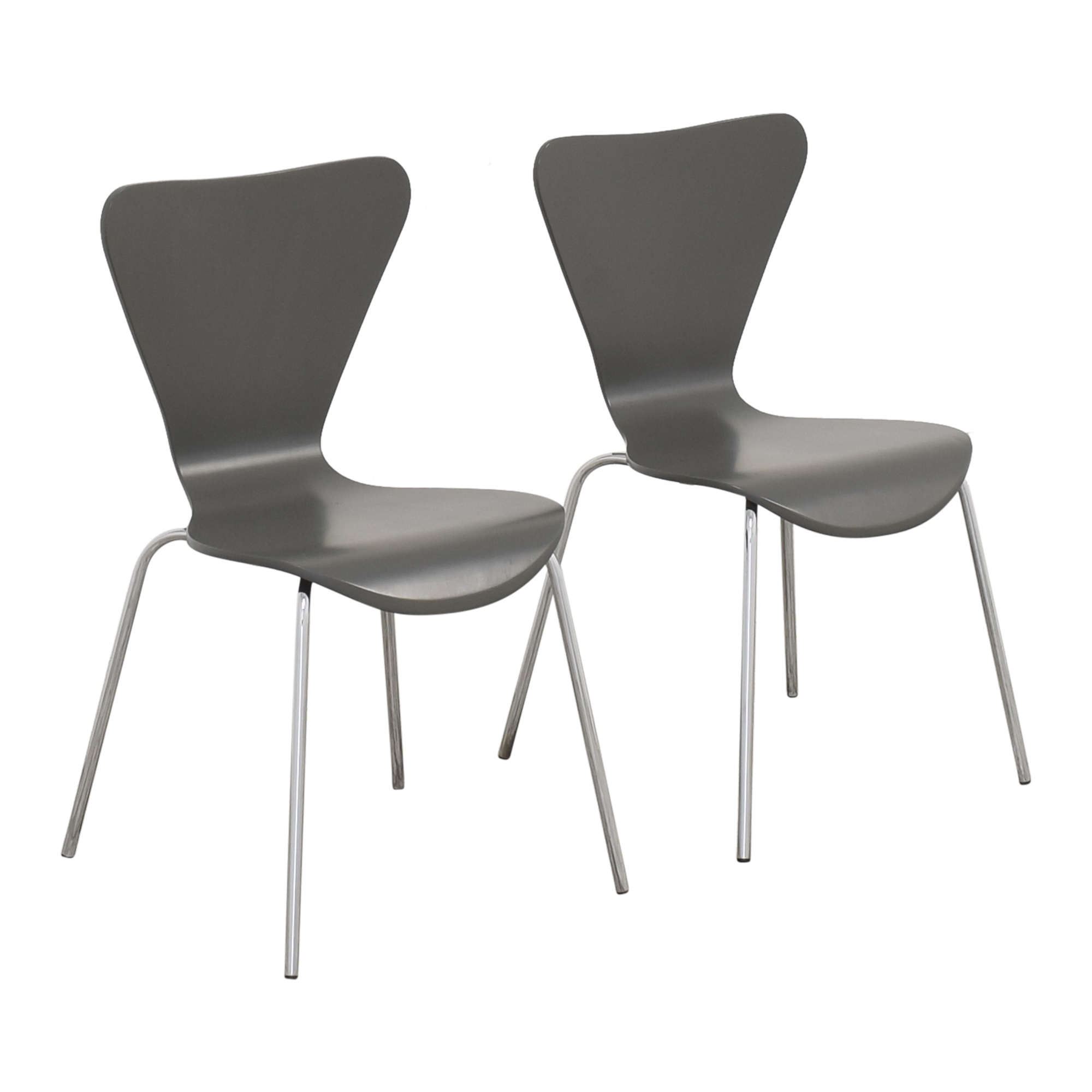 Room & Board Modern Pike Chairs sale
