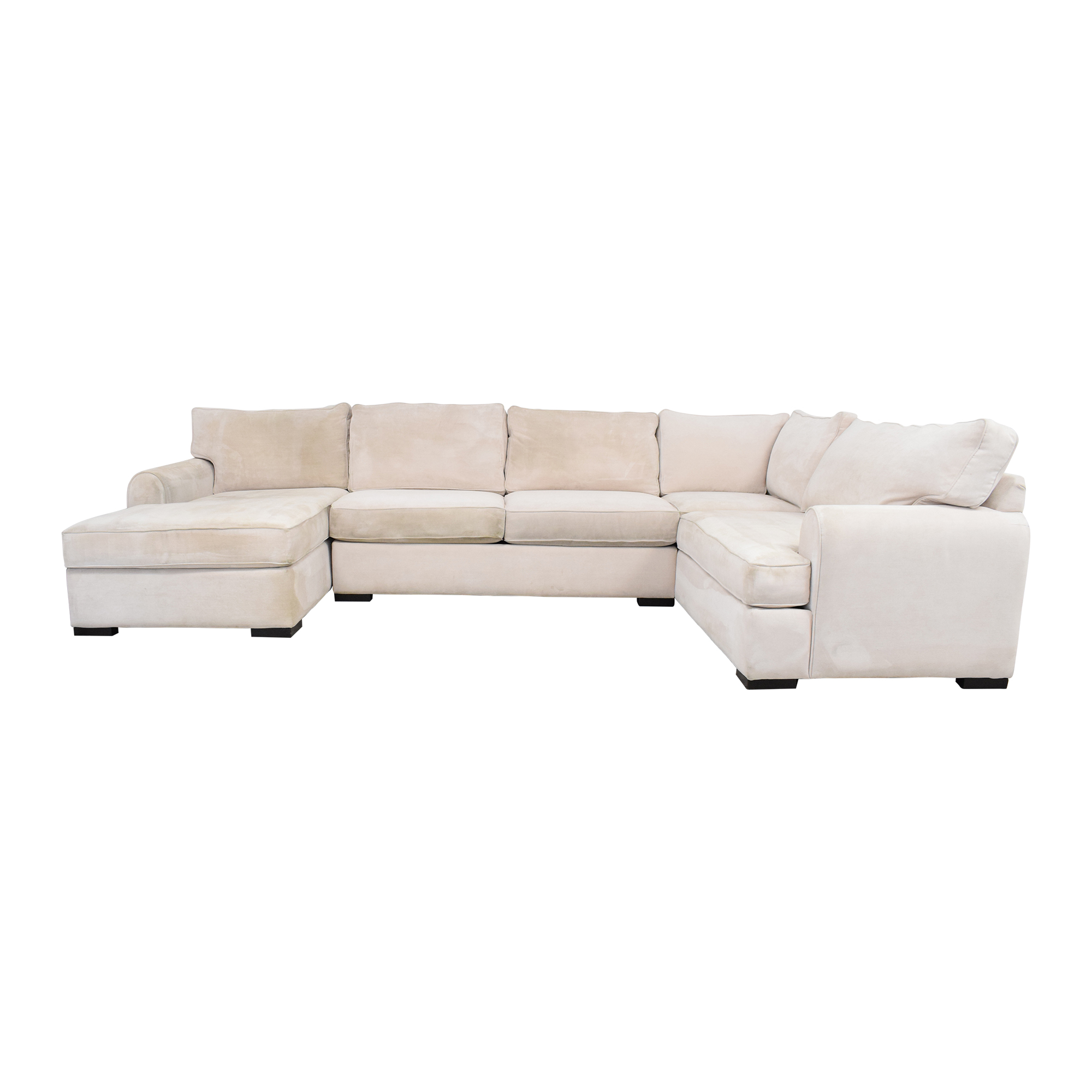 Jonathan Louis Jonathan Louis Aubrey Chaise Sectional on sale