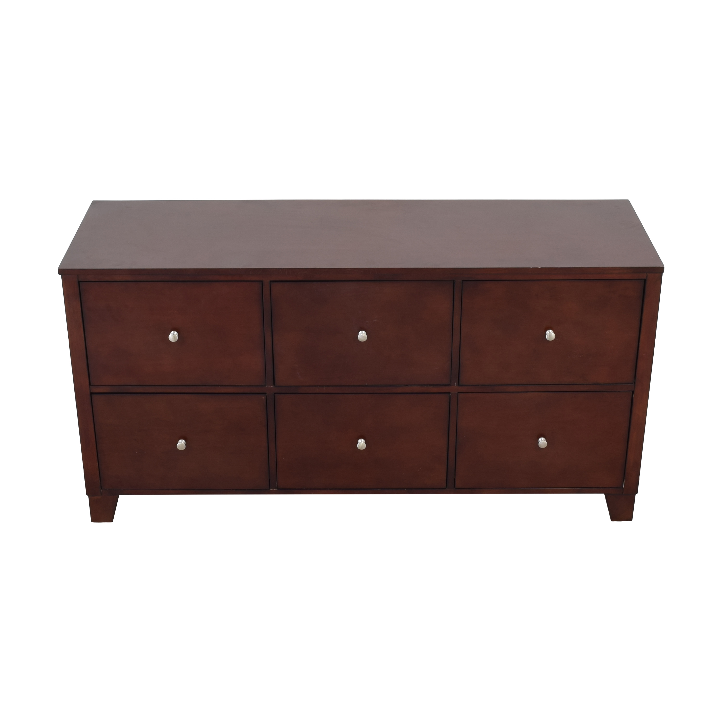 buy Lifestyle Solutions Modern 6 Drawer Dresser Lifestyle Solutions