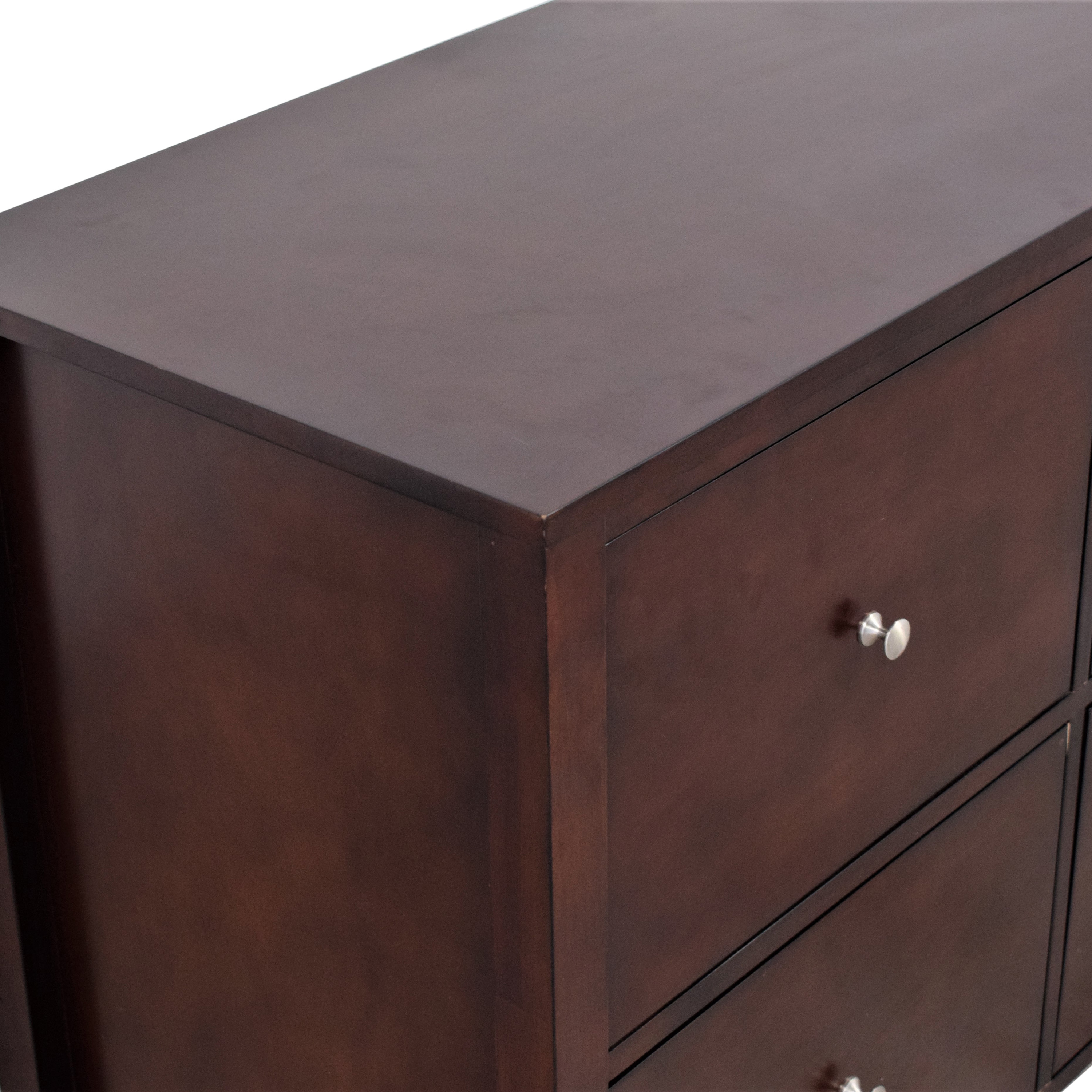Lifestyle Solutions Lifestyle Solutions Modern 6 Drawer Dresser nyc