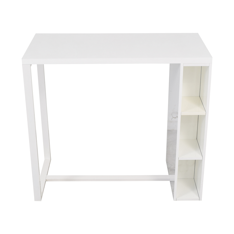 CB2 CB2 Counter Height Desk nj