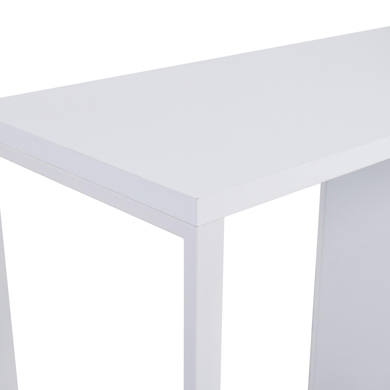 CB2 CB2 Counter Height Desk Home Office Desks