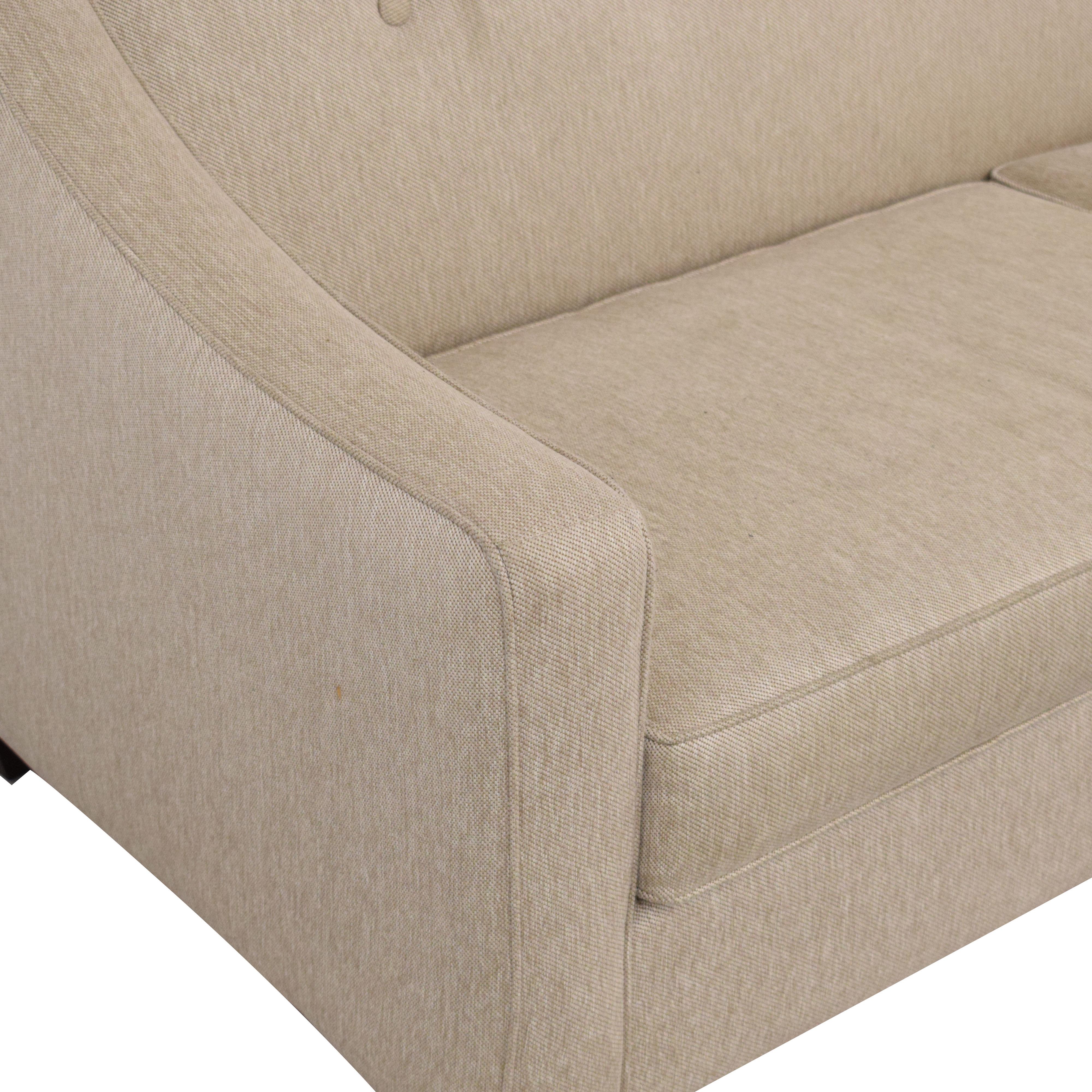shop Craftmaster Furniture Craftmaster Two Cushion Sofa online