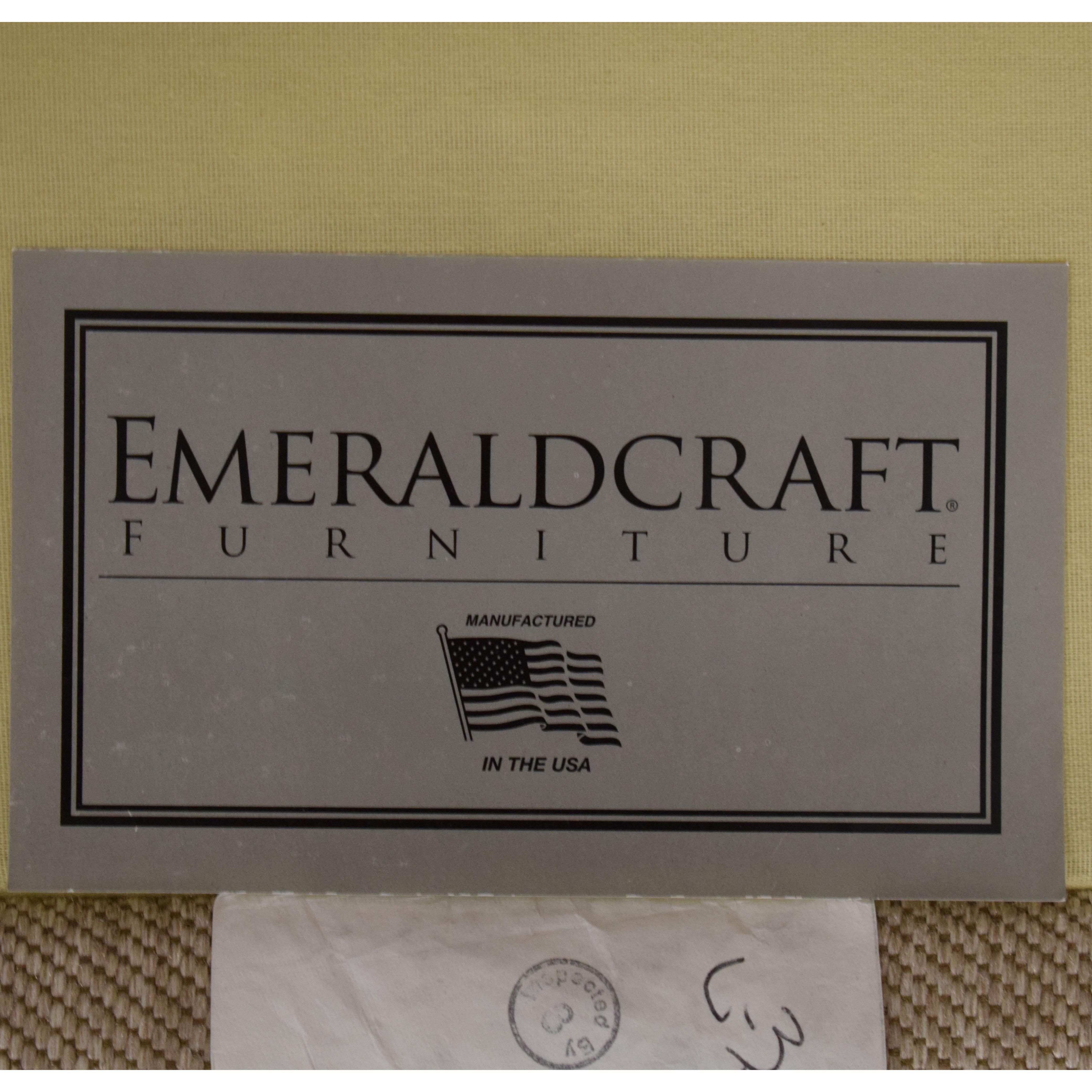Emeraldcraft Emeraldcraft Loveseat beige