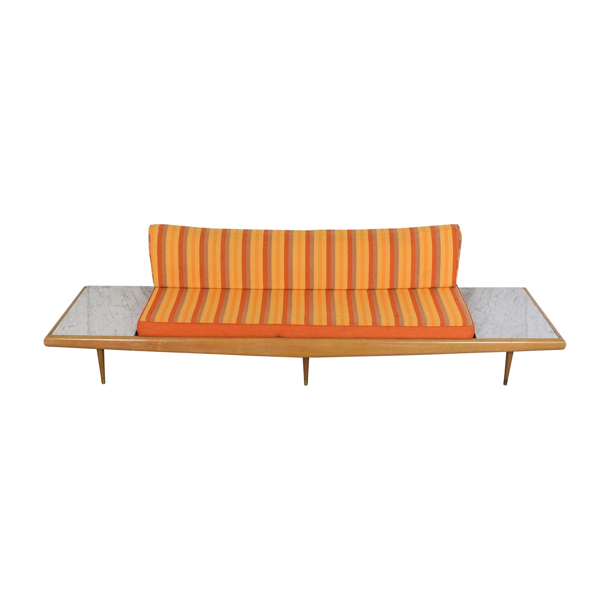 Craft Associates Craft Associates Adrian Pearsall Mid Century Sofa ct