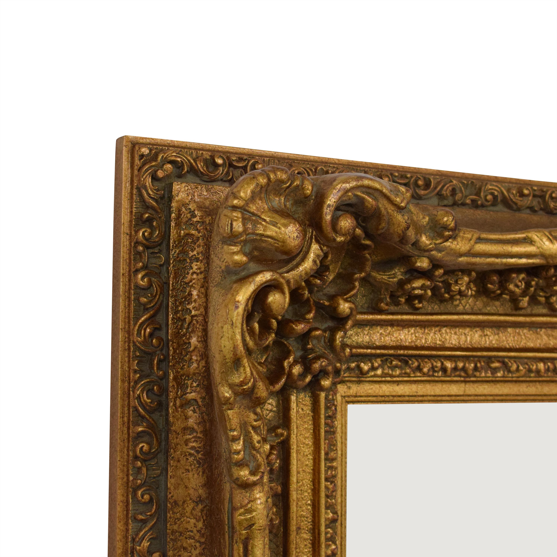 Ornate Decorative Mirror used