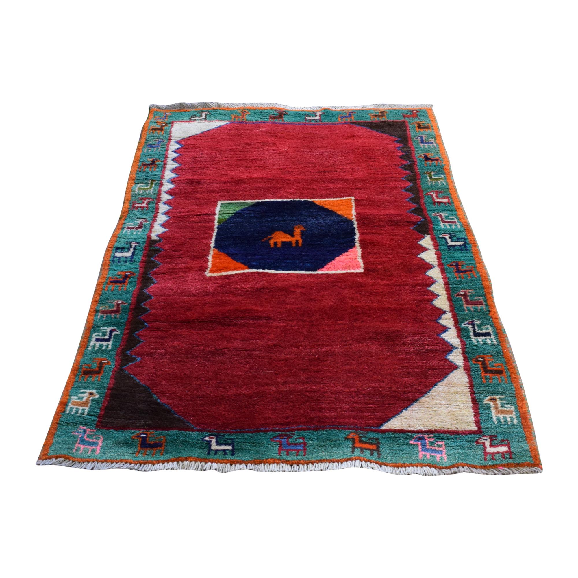 Oriental Wool Carpet