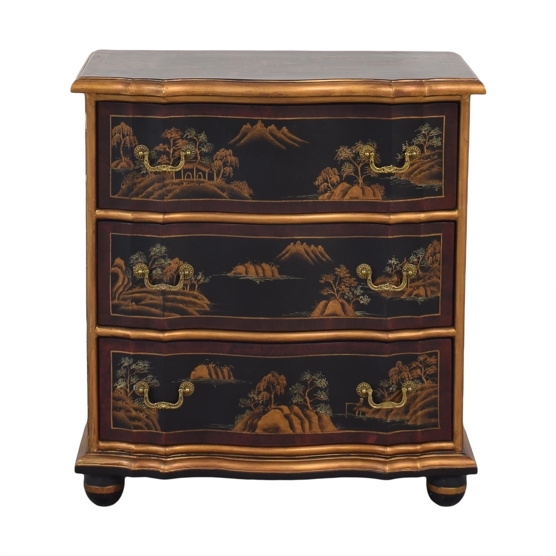 Decorative Three Drawer Dresser on sale