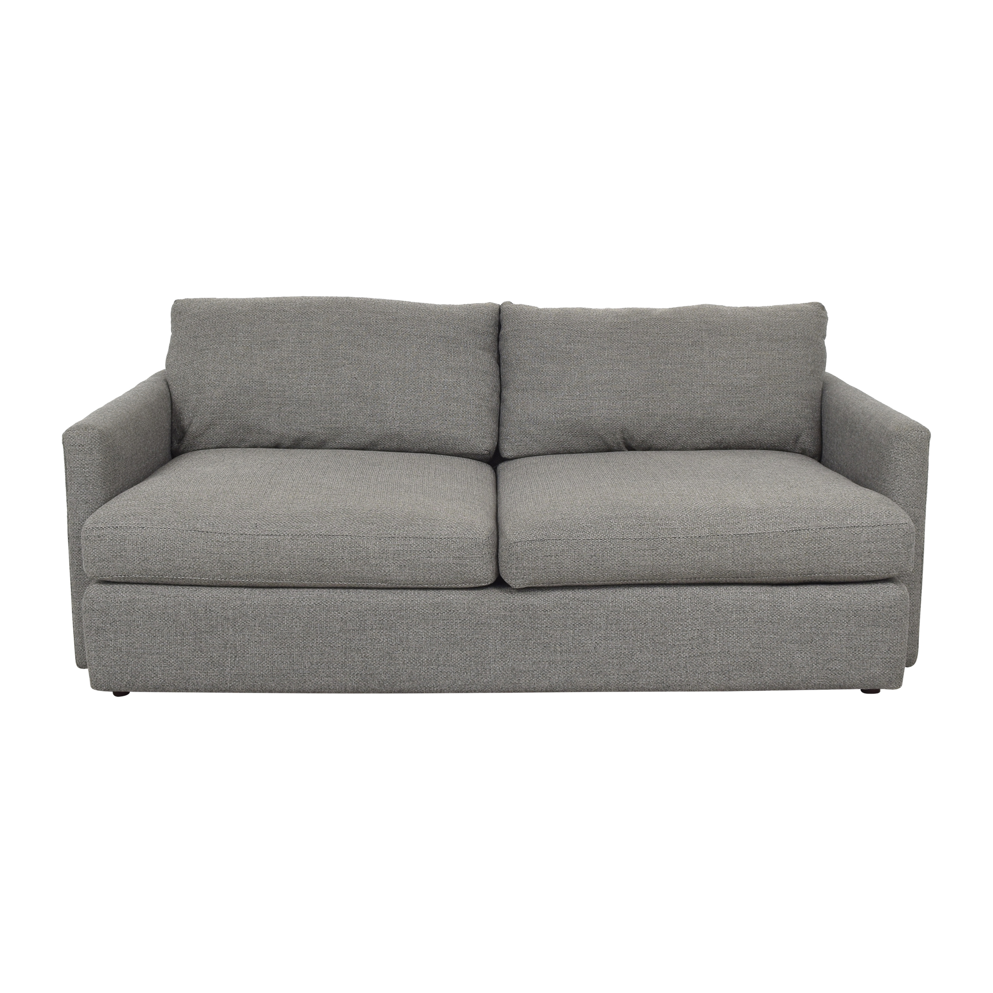 "Crate & Barrel Crate & Barrel Lounge II 83"" Crate & Barrel Sofa coupon"