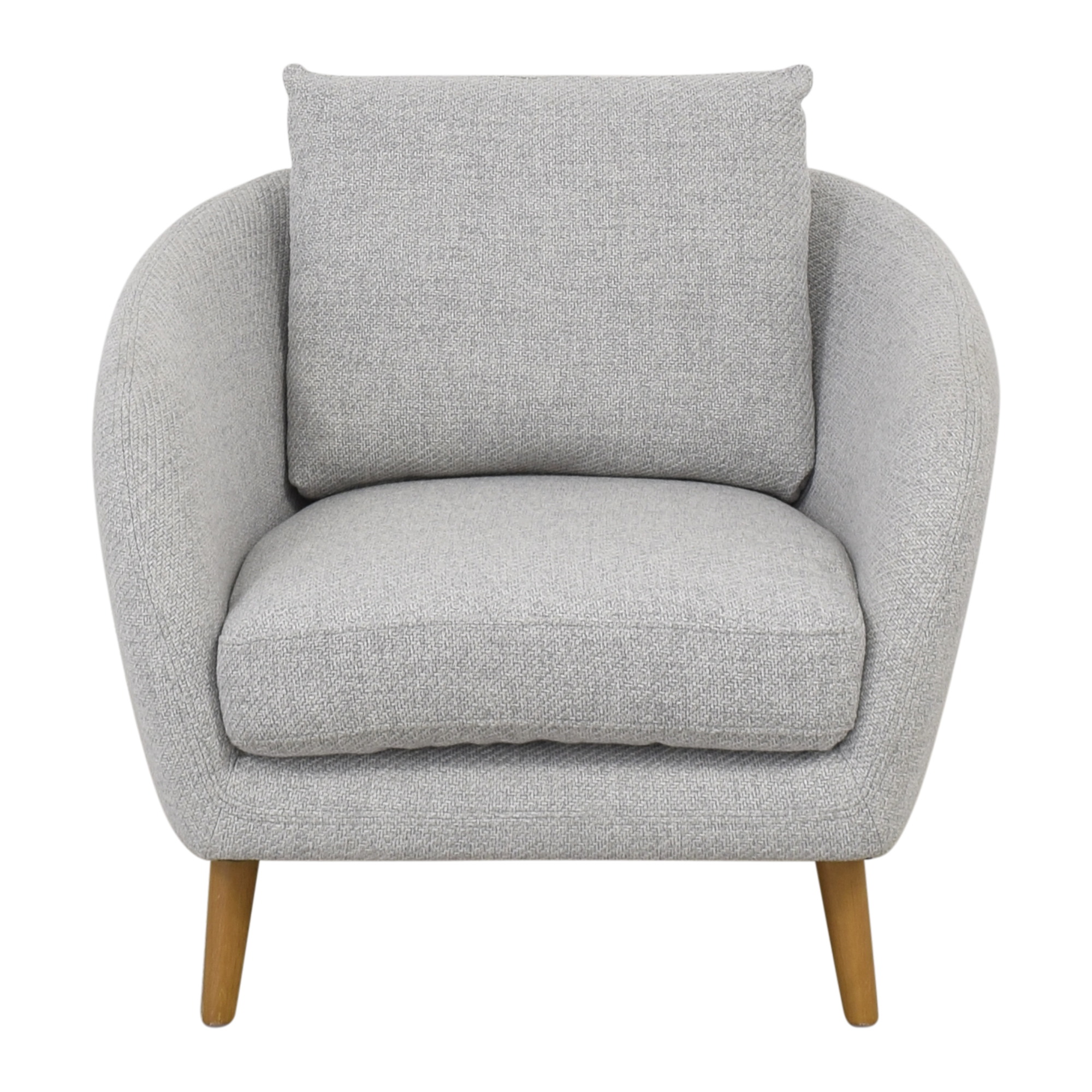 buy West Elm Hanna Chair West Elm Accent Chairs