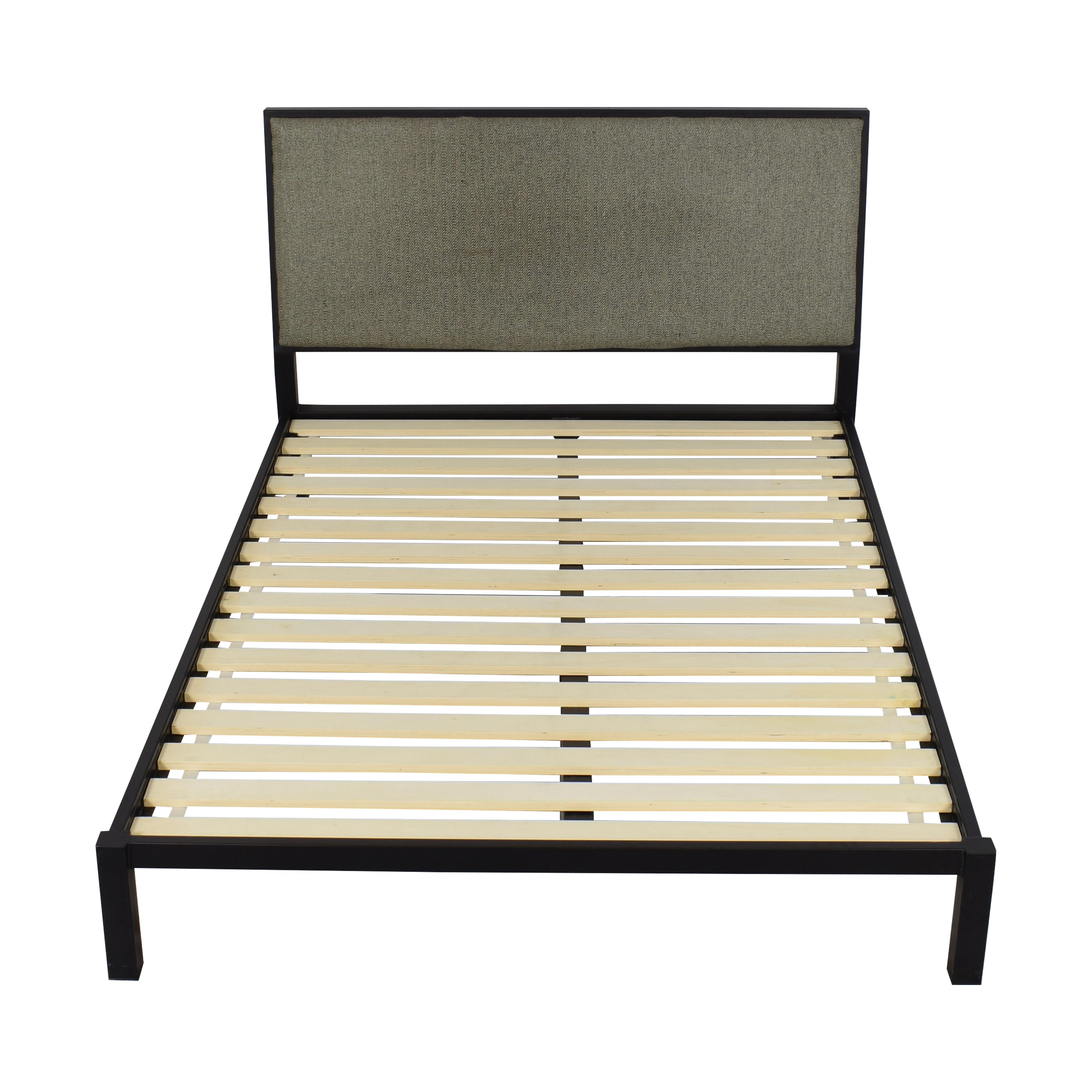 Crate & Barrel Crate & Barrel Full Bed Bed Frames