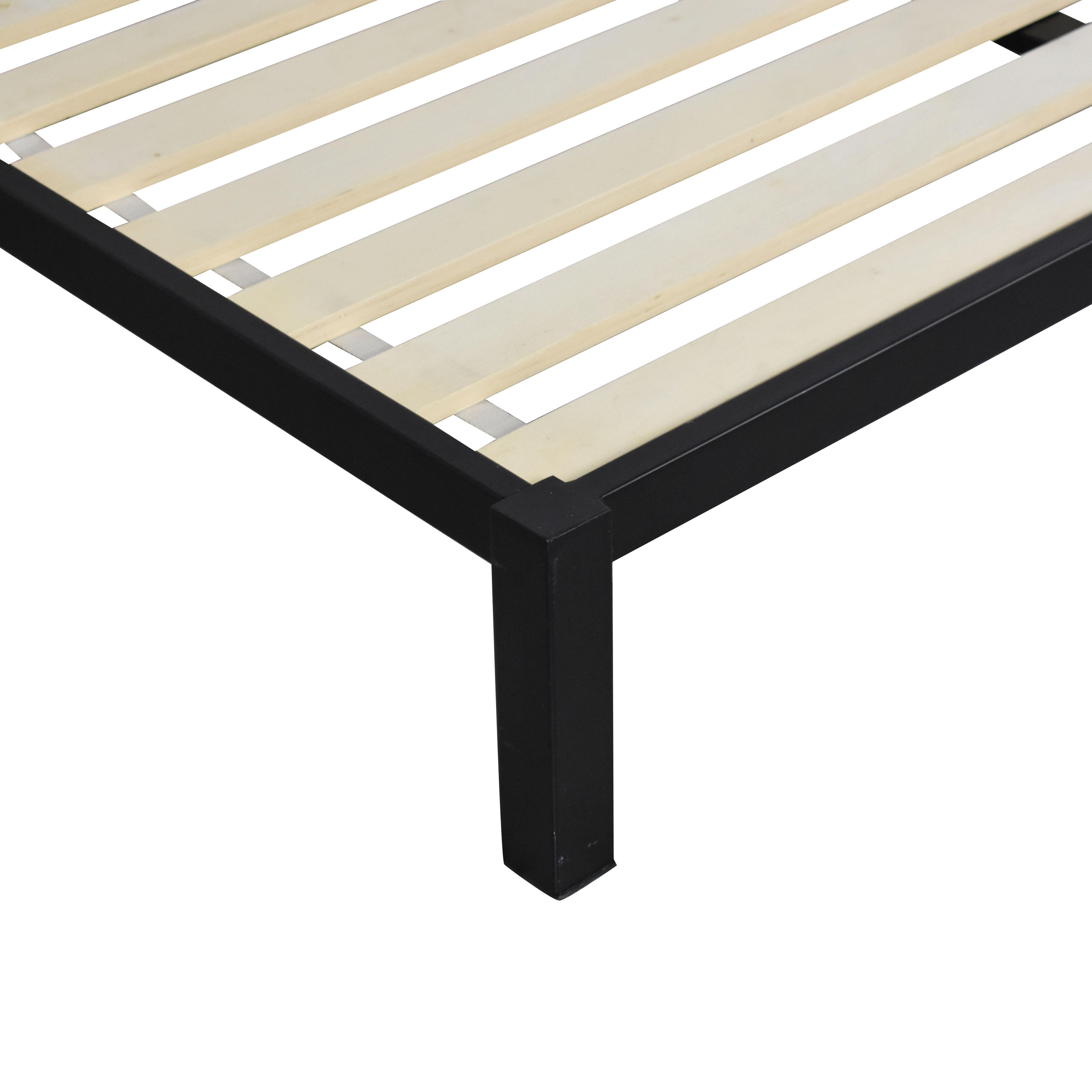 Crate & Barrel Full Bed / Bed Frames