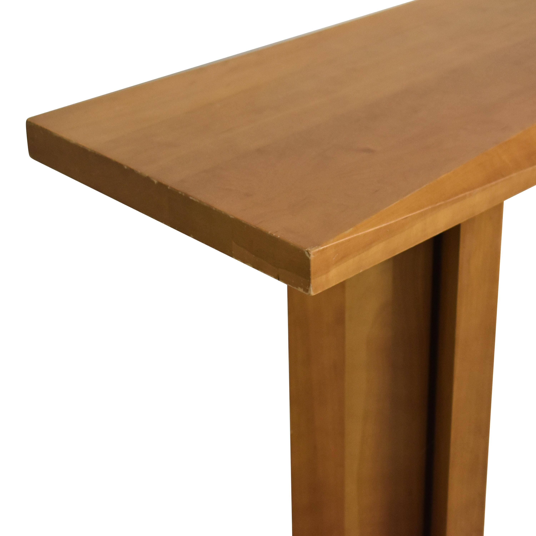 Crate & Barrel Crate & Barrel  Modern Console Table Tables