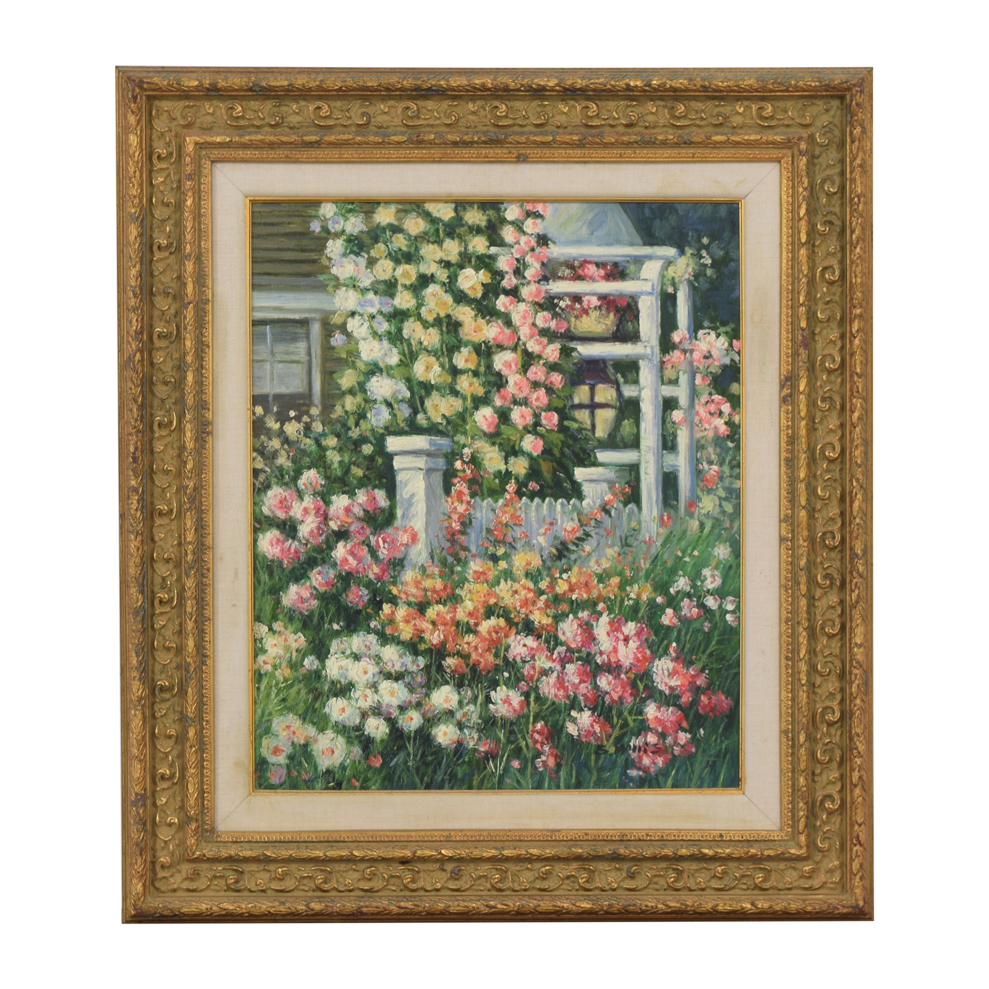 shop Framed Floral Wall Art  Wall Art