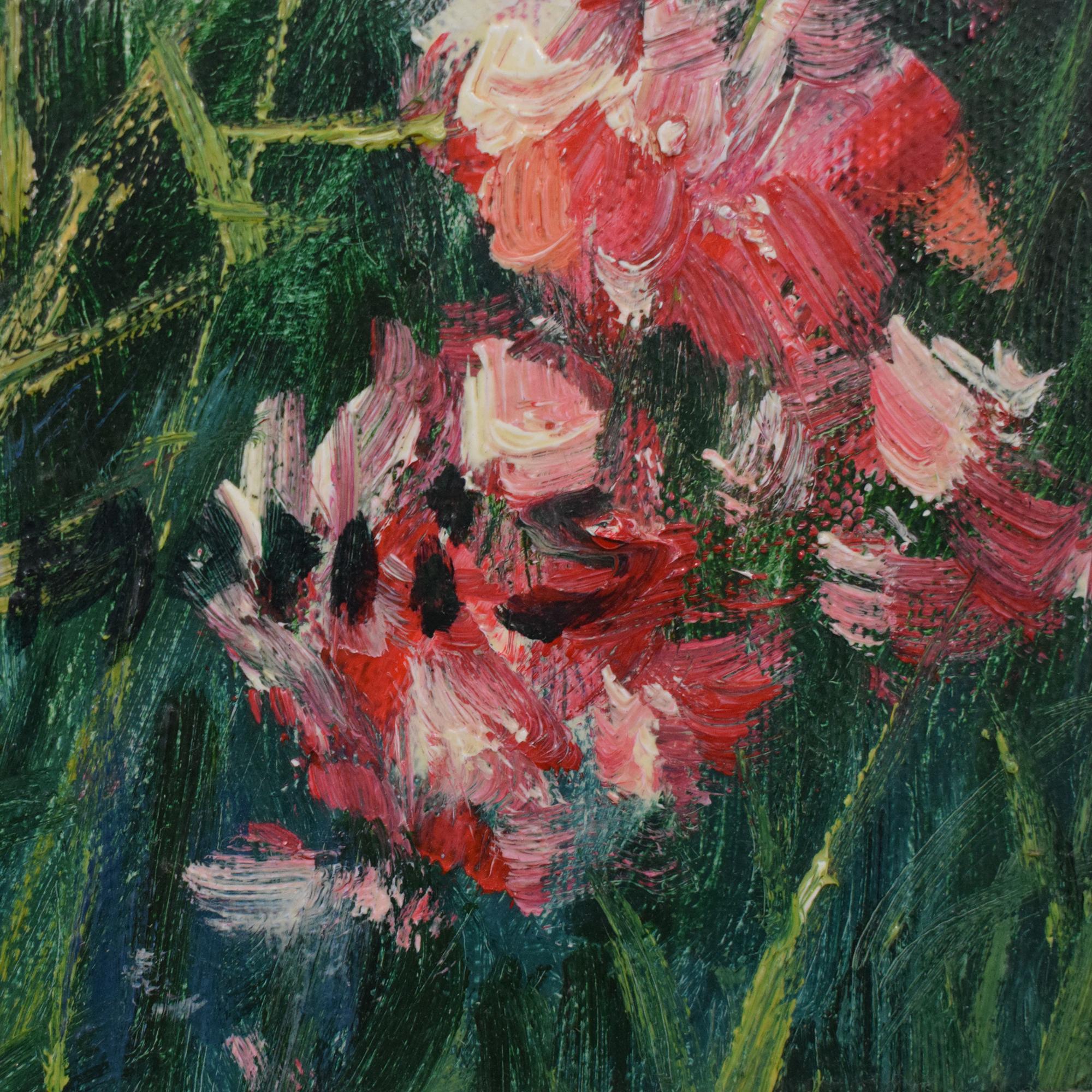 Framed Floral Wall Art ma