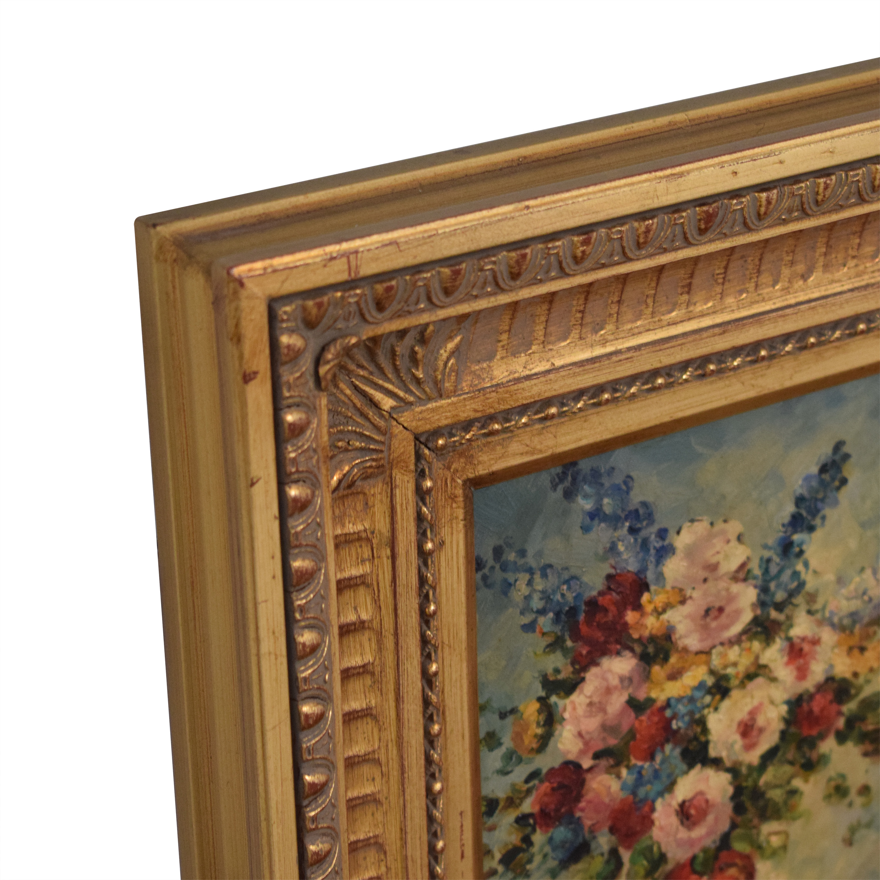 Framed Floral Wall Art nyc