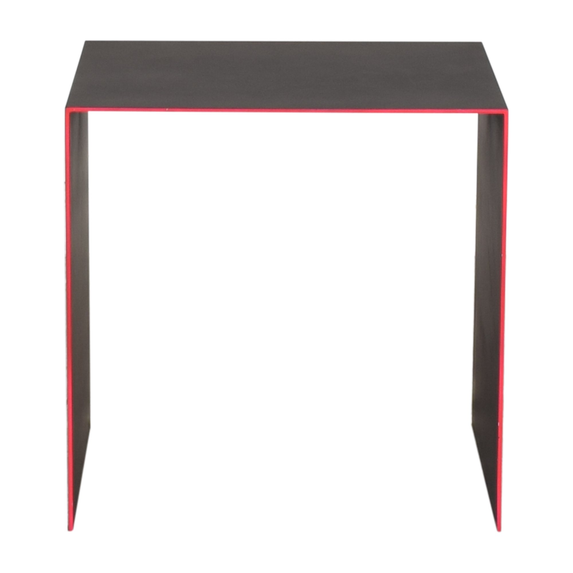 shop ABC Carpet & Home abcDNA Fluid Steel End Table ABC Carpet & Home End Tables