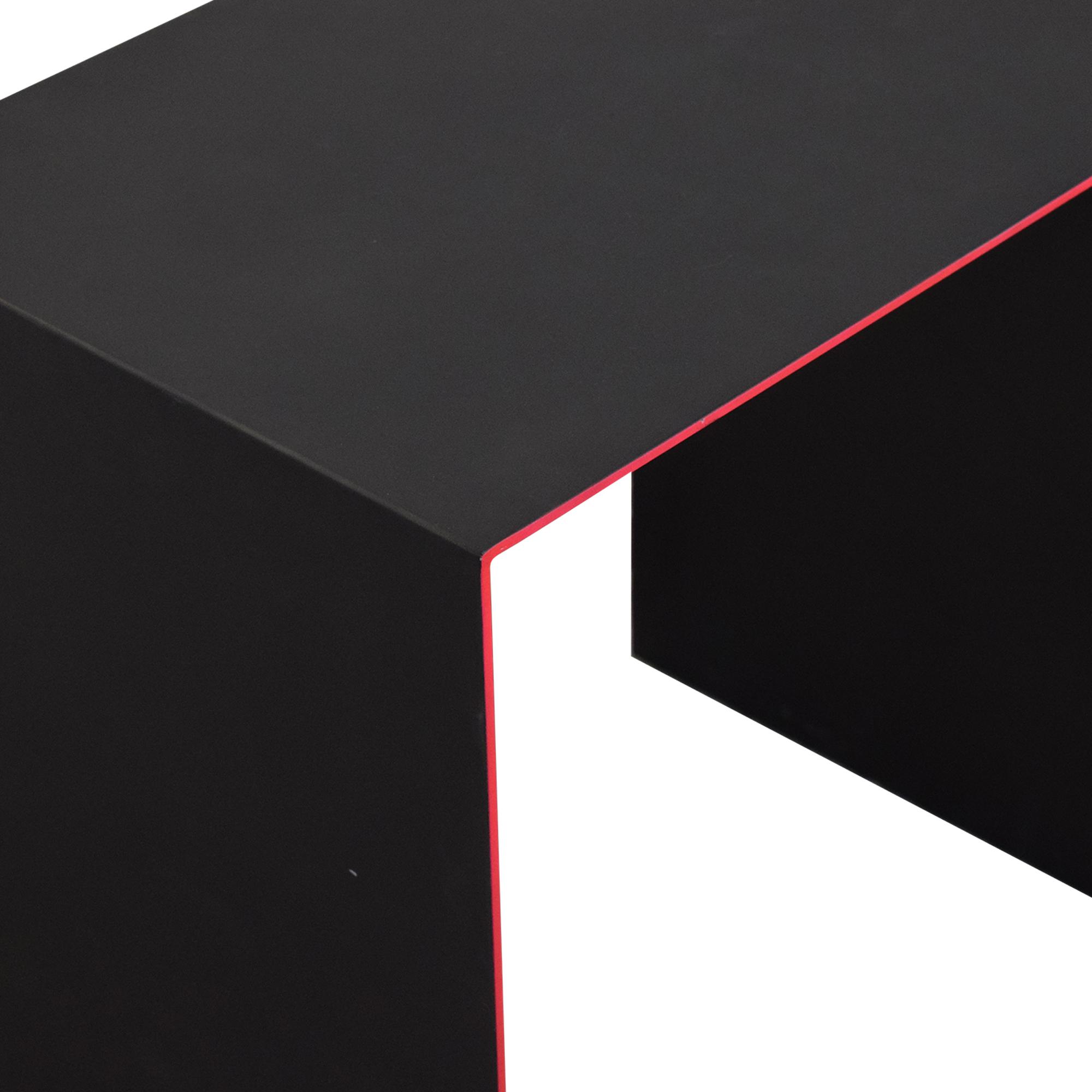 ABC Carpet & Home ABC Carpet & Home abcDNA Fluid Steel End Table ma