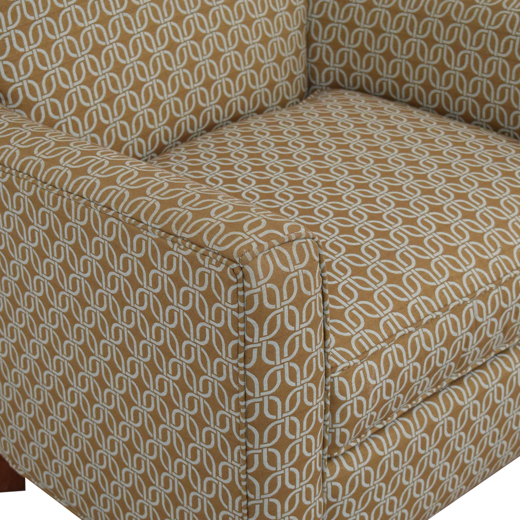 Ethan Allen Ethan Allen Custom Collin Chair ma