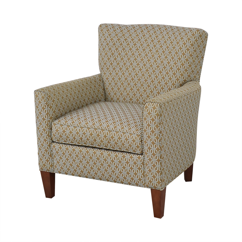 Ethan Allen Ethan Allen Custom Collin Chair discount