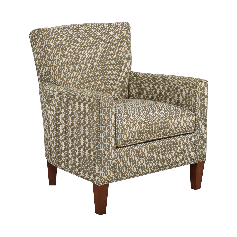 shop Ethan Allen Custom Collin Chair Ethan Allen Accent Chairs