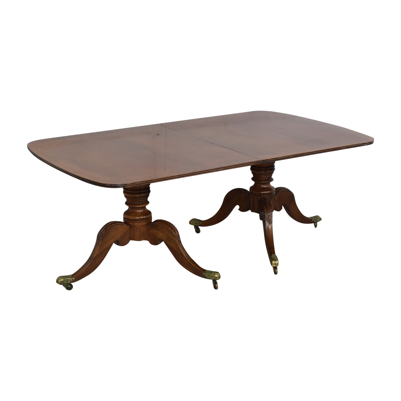 Henredon Furniture Henredon Heirloom Dinner Table Tables