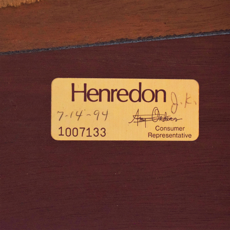 shop Henredon Heirloom Dinner Table Henredon Furniture Tables