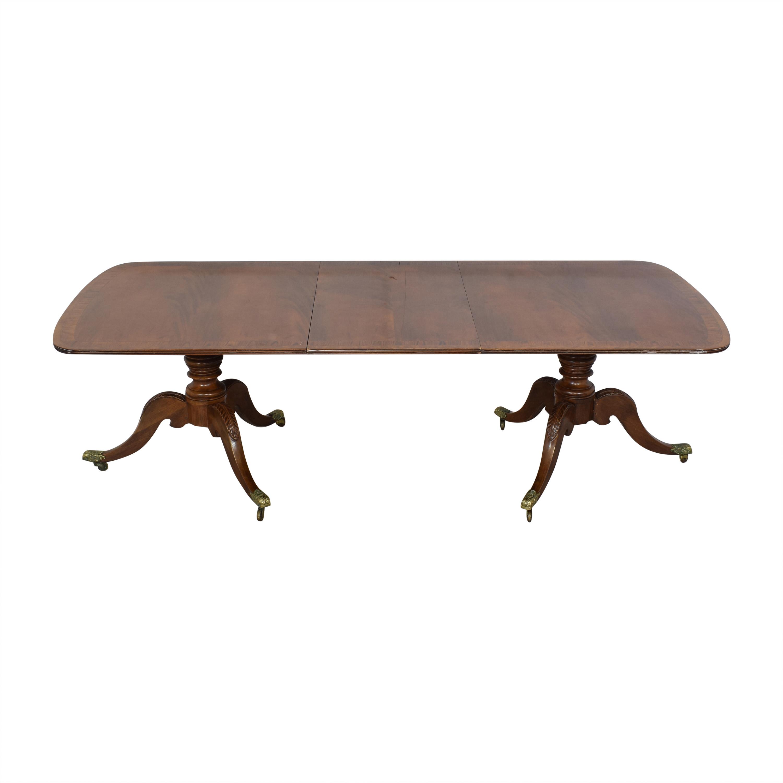 Henredon Heirloom Dinner Table / Dinner Tables