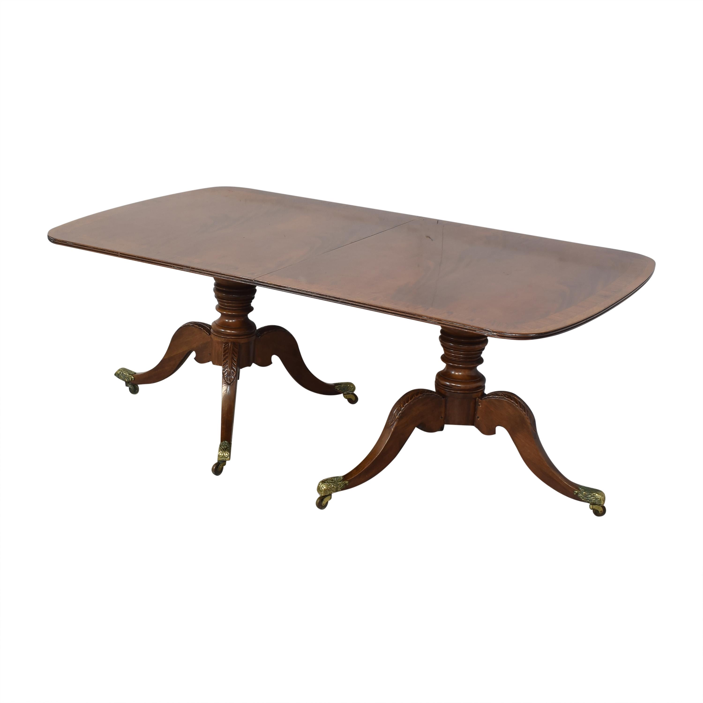 Henredon Furniture Henredon Heirloom Dinner Table