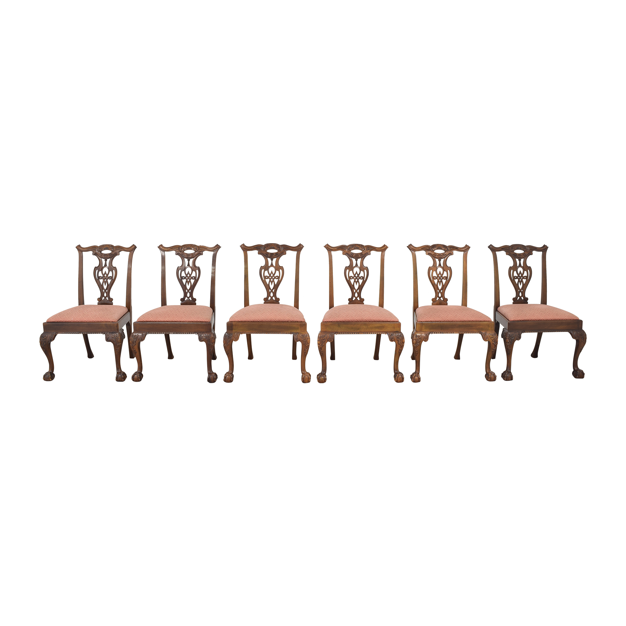 Henredon Furniture Henredon Heirloom Dining Chairs nyc