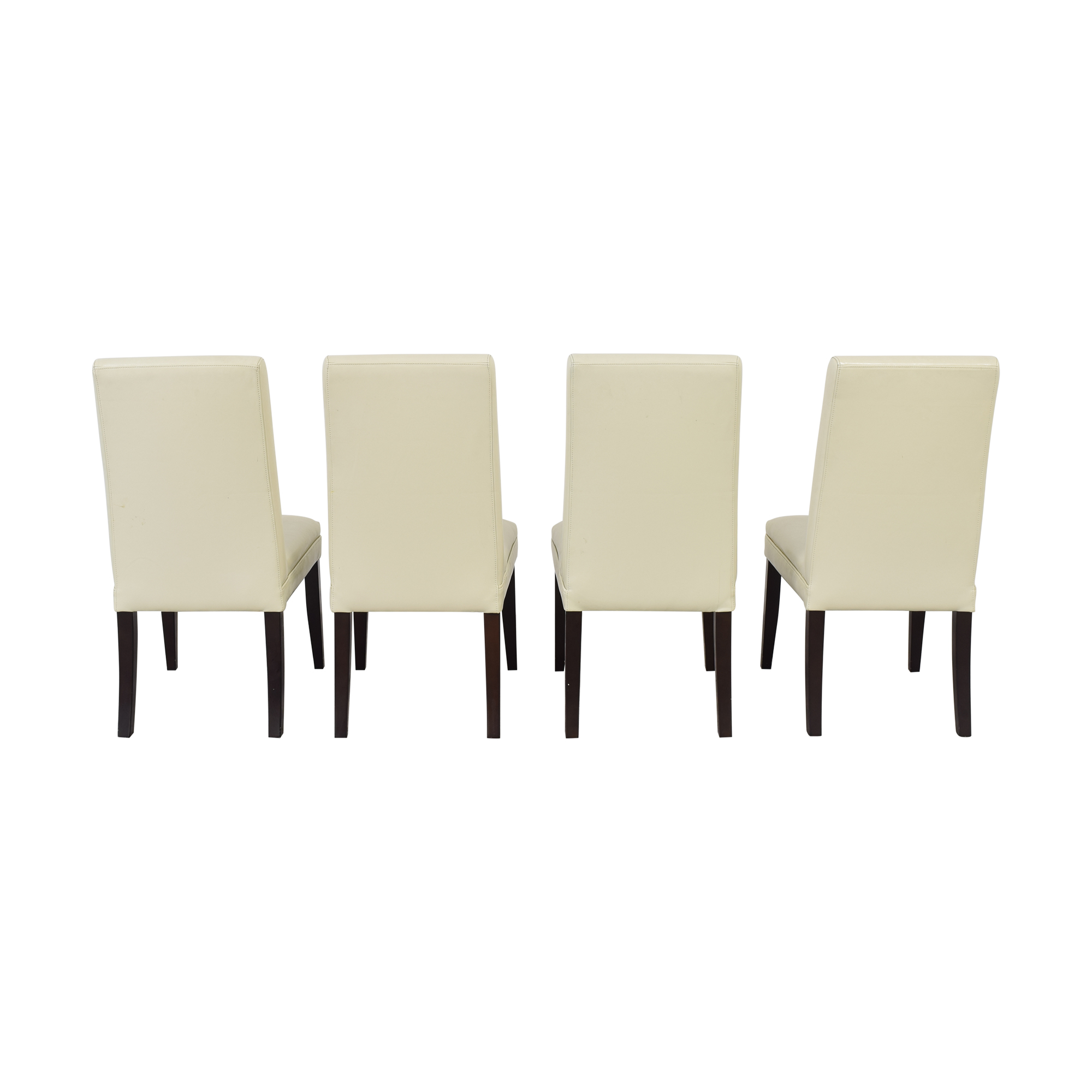 Macy's Macy's Dining Chairs off white