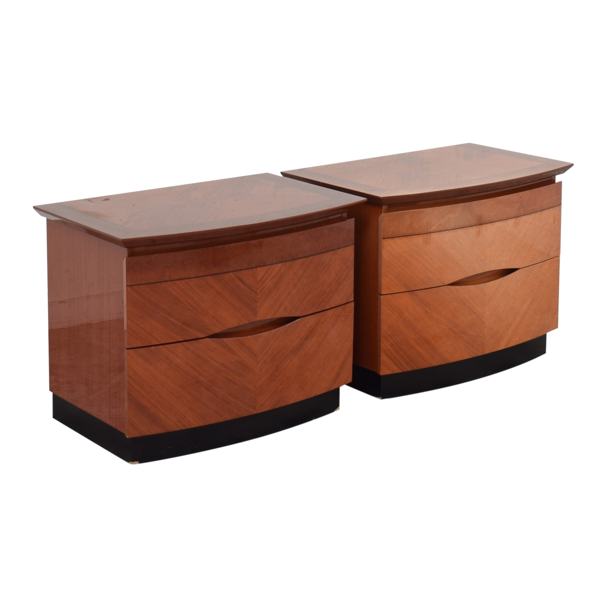 buy Two Drawer Nightstands  Tables