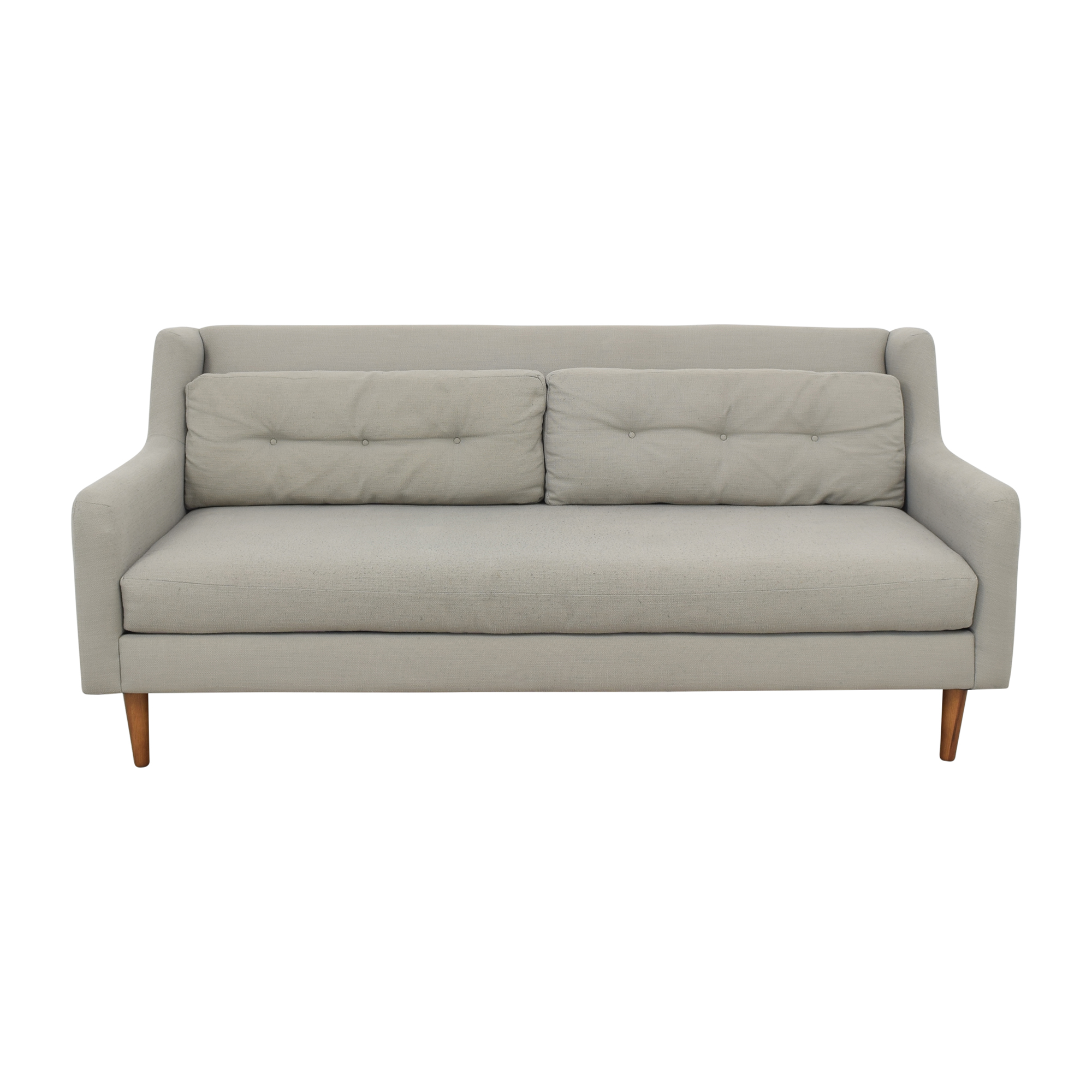 West Elm West Elm Crosby Sofa coupon