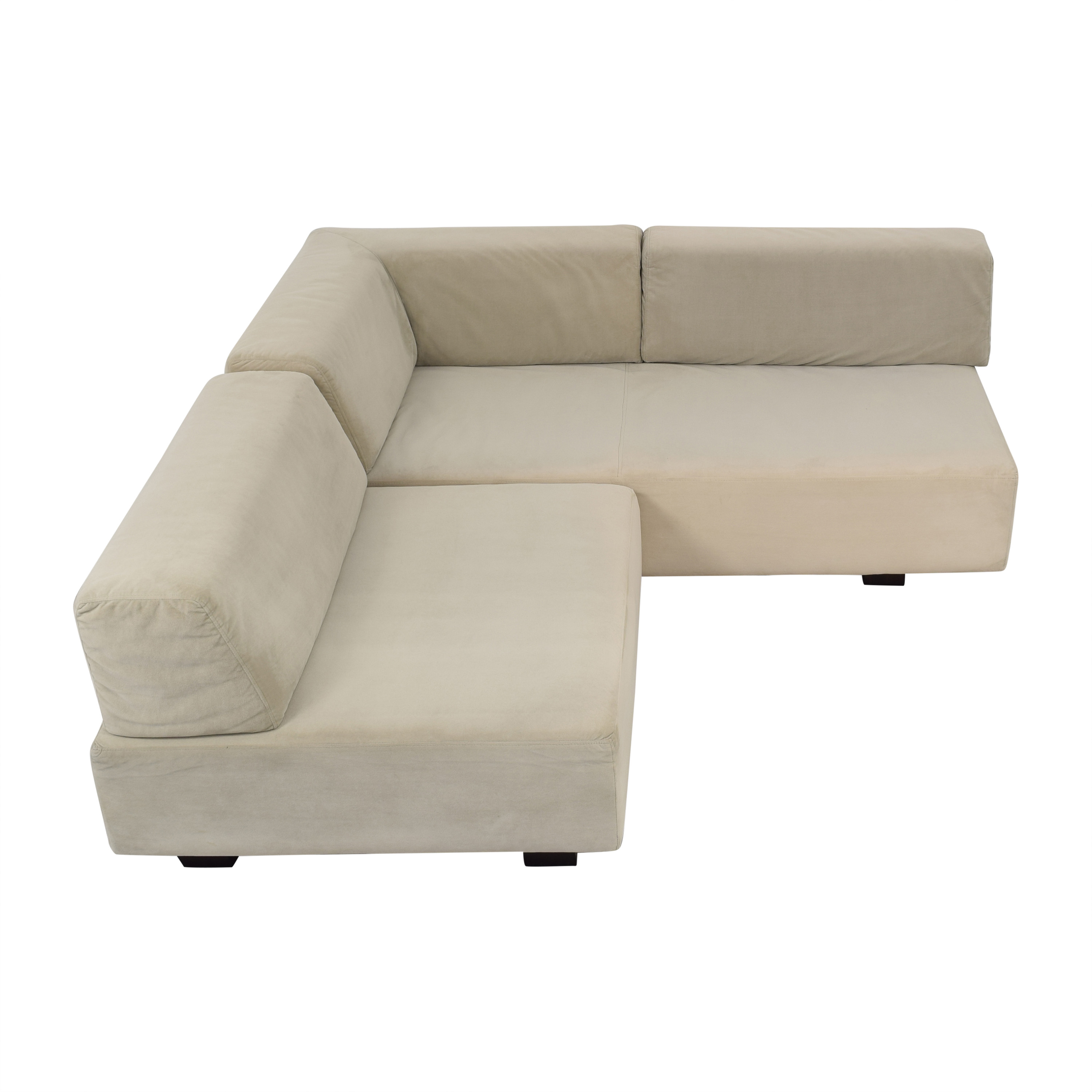 West Elm Tillary Adjustable Sectional Sofa / Sectionals