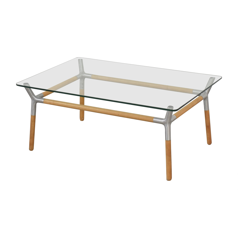 Umbra Umbra Coffee Table dimensions