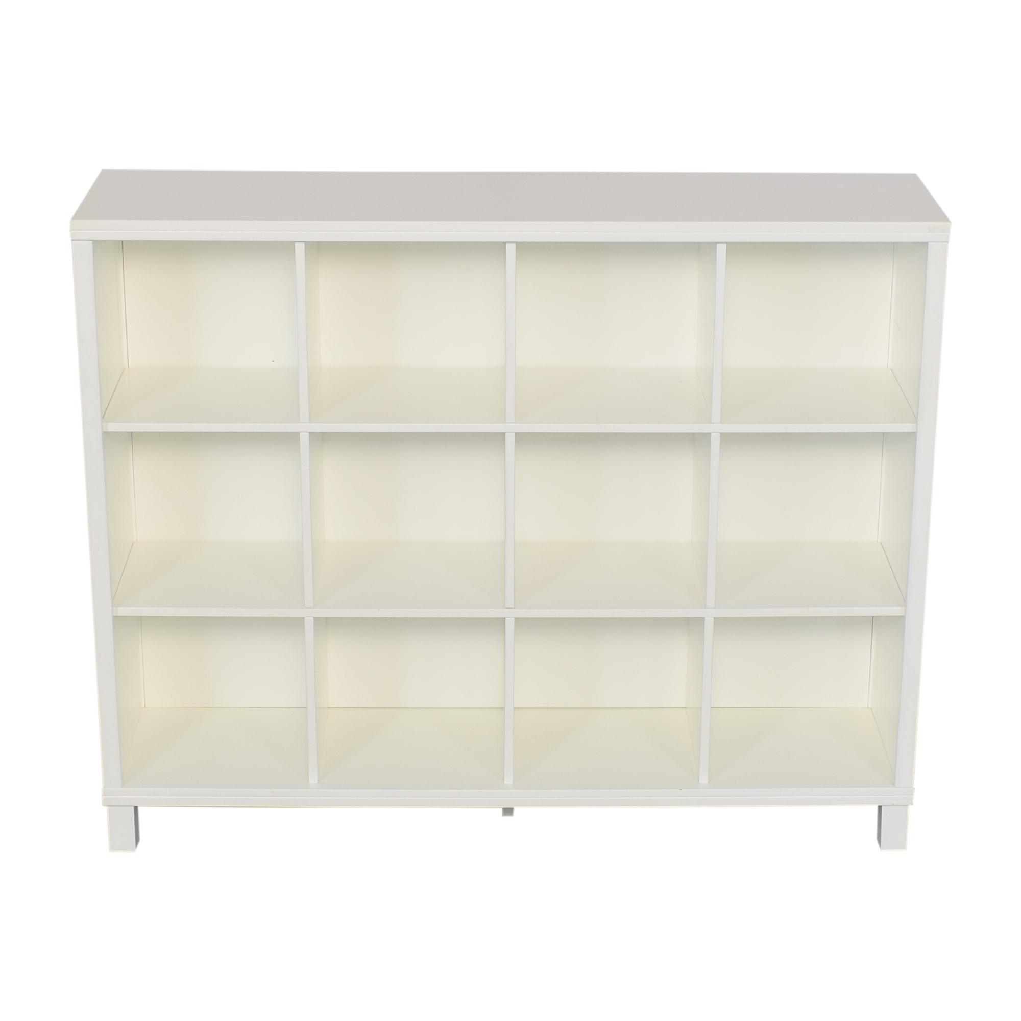 buy Land of Nod Storage Shelving Unit Land of Nod Bookcases & Shelving