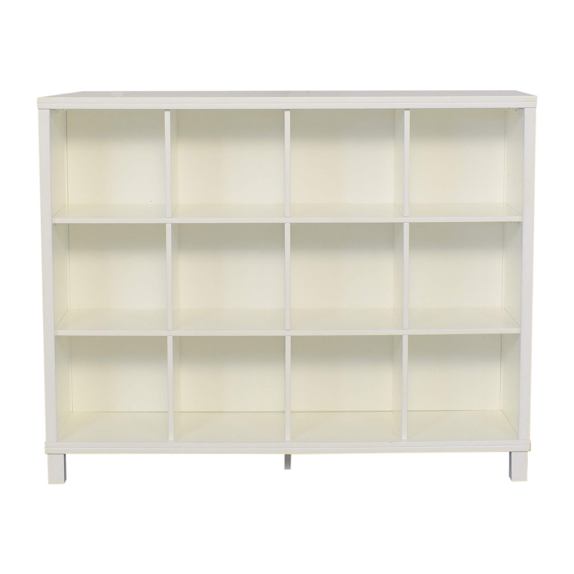 buy Land of Nod Storage Shelving Unit Land of Nod Bookcases & Shelving