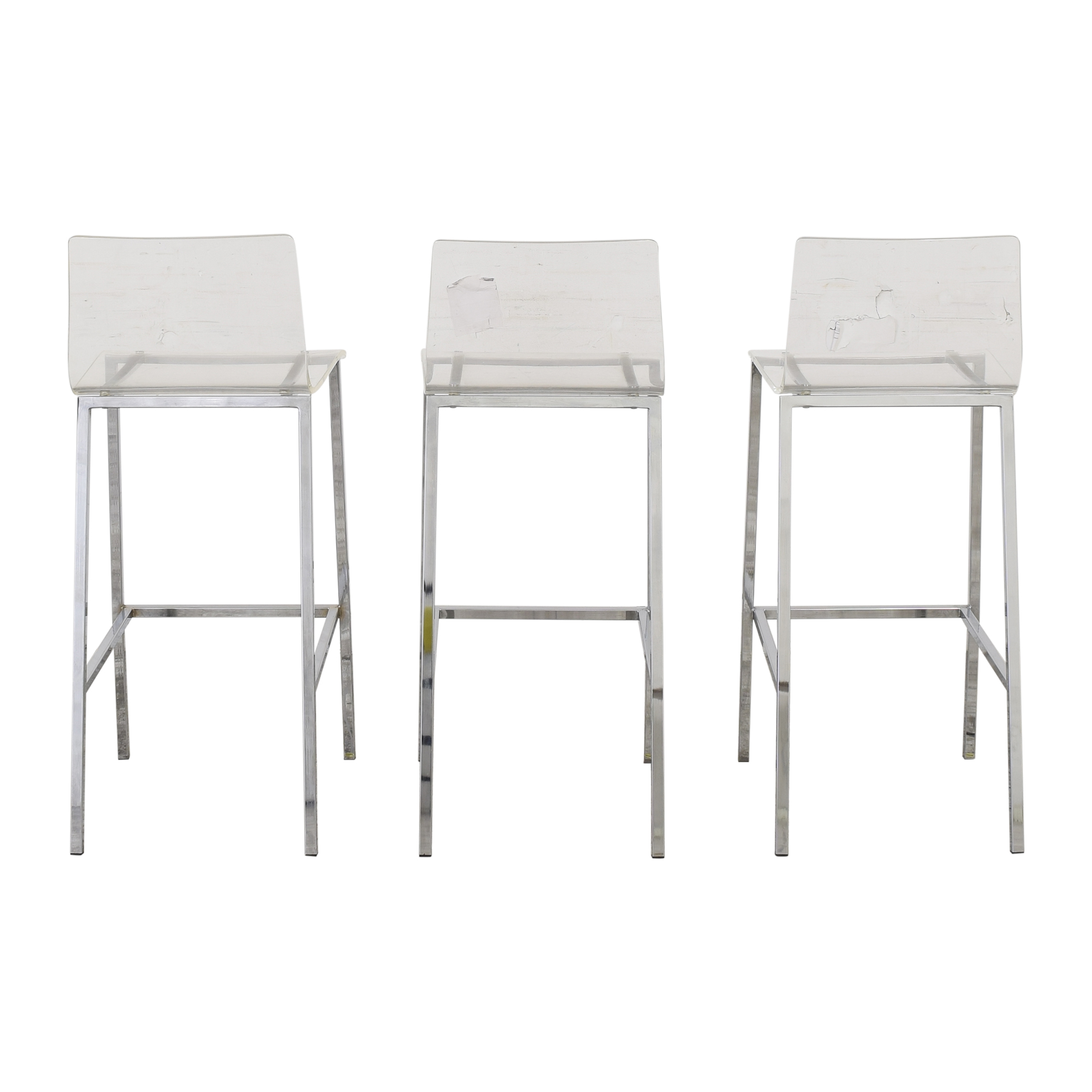 Cb2 Vapor Bar Stools / Chairs
