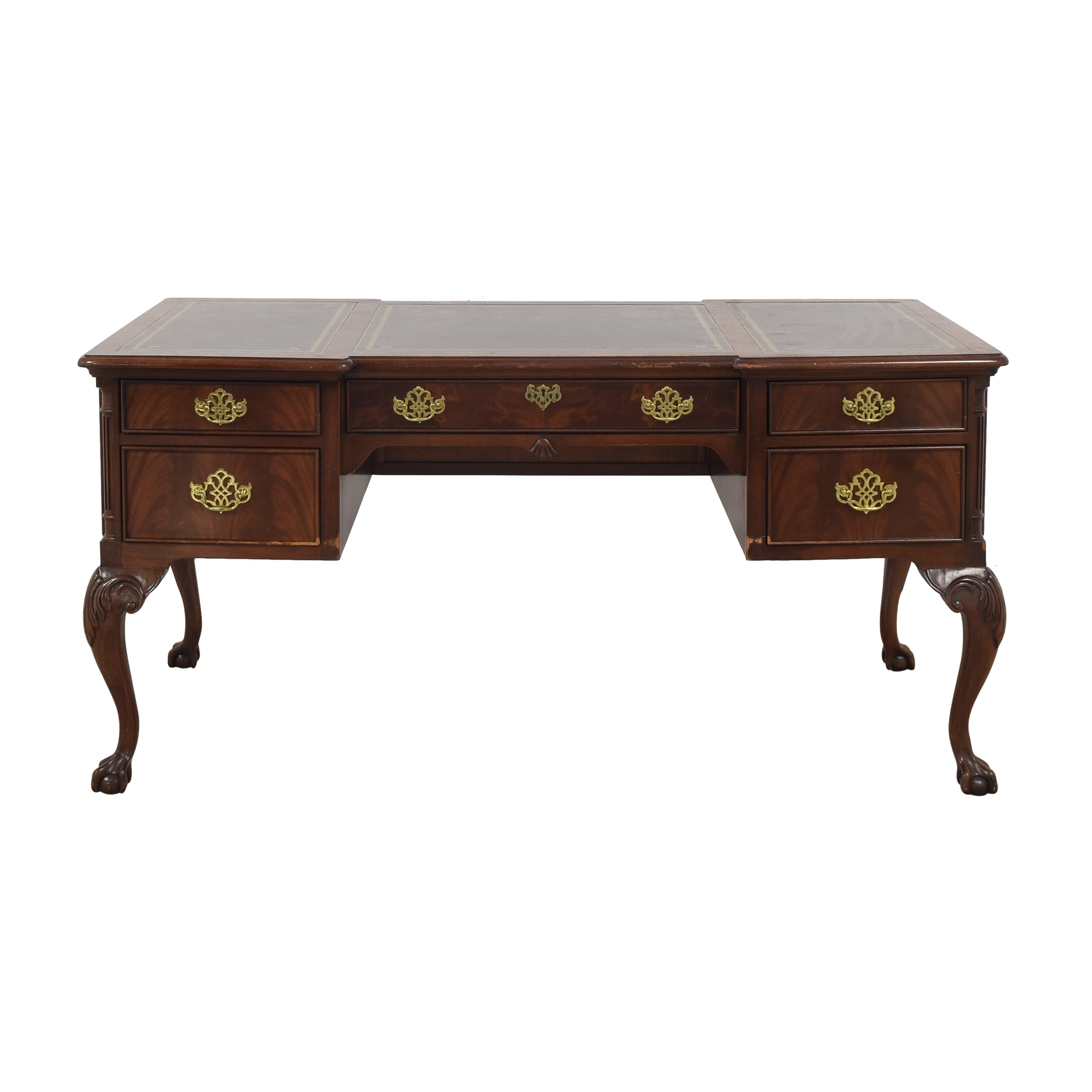 Sligh Centennial Edition Desk with Keys / Tables
