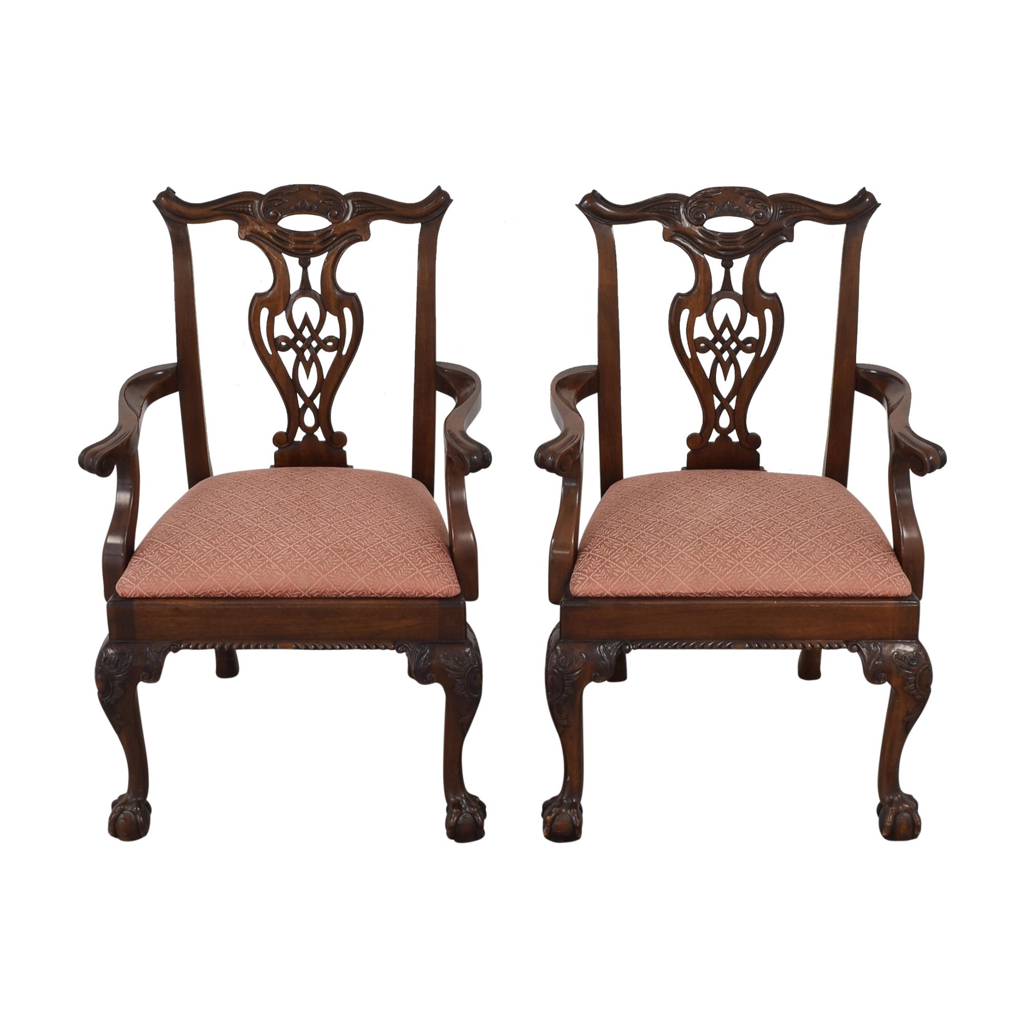 shop Henredon Heirloom Dining Chairs Henredon Furniture Chairs