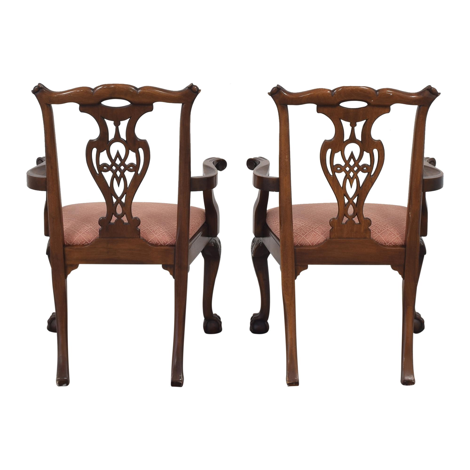 Henredon Heirloom Dining Chairs Henredon Furniture